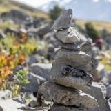 Steine auf der Melchsee-Frutt