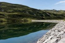 Spiegelung im Tannensee