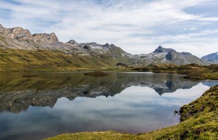 Spiegelung Tannensee