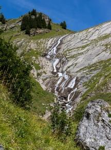 Wasserfall Engstlenalp