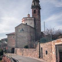 Carona Kirche